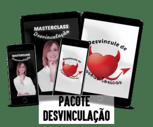 Aguardando - Pacote Desvinculação - Janaina Campos - Viva o relacionamento que você merece
