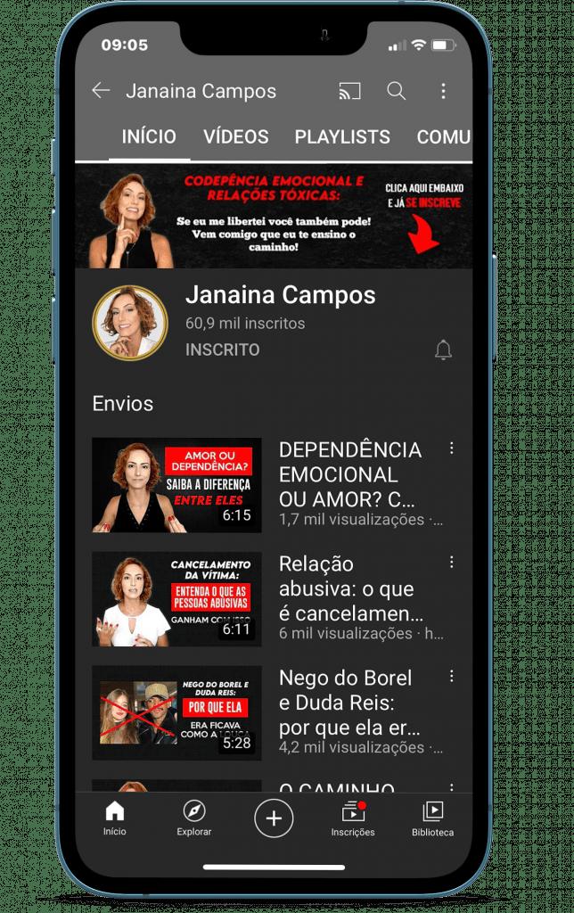 Cadastro VIP - Confirmado - Janaina Campos - Viva o relacionamento que você merece